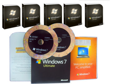 China Última edición de Microsoft Windows 7, último paquete del OEM de Windows 7 para el área global distribuidor