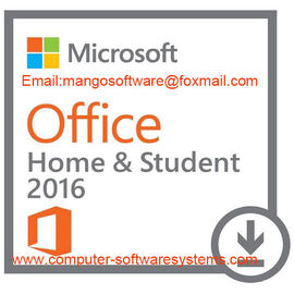 China Hogar de Windows Microsoft Office y código dominante 2016 de la activación de Digitaces del producto del estudiante distribuidor